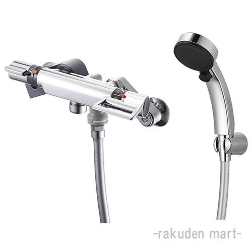 (キャッシュレス5%還元)三栄水栓 SANEI SK181CT5-1N-13 サーモシャワー混合栓 バスルーム用