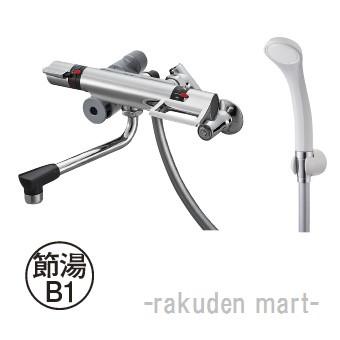 (キャッシュレス5%還元)三栄水栓 SANEI SK181DCK-3U-13 サーモシャワー混合栓 バスルーム用