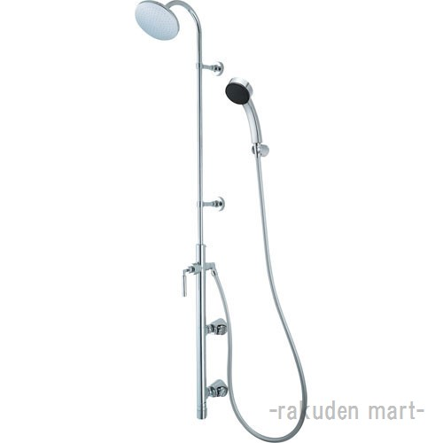 (キャッシュレス5%還元)三栄水栓 SANEI SK1851-1S9-13 サーモシャワー混合栓(バータイプ) バスルーム用