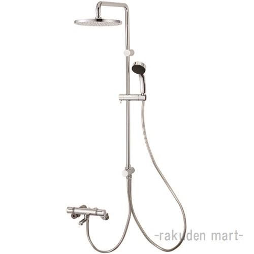 (キャッシュレス5%還元)三栄水栓 SANEI SK18520-2S3-13 サーモシャワー混合栓 URBAN TOWER バスルーム用