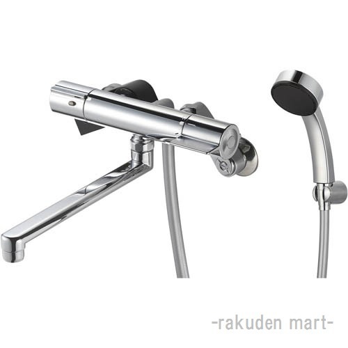 (キャッシュレス5%還元)三栄水栓 SANEI SK18CK-S9L24 サーモシャワー混合栓 バスルーム用