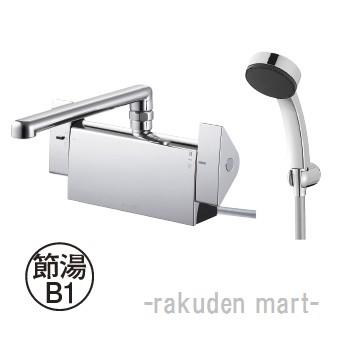 (キャッシュレス5%還元)三栄水栓 SANEI SK781R-1-S9L24 サーモデッキシャワー混合栓 バスルーム用