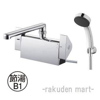 (キャッシュレス5%還元)三栄水栓 SANEI SK781R-2-S9L24 サーモデッキシャワー混合栓 バスルーム用