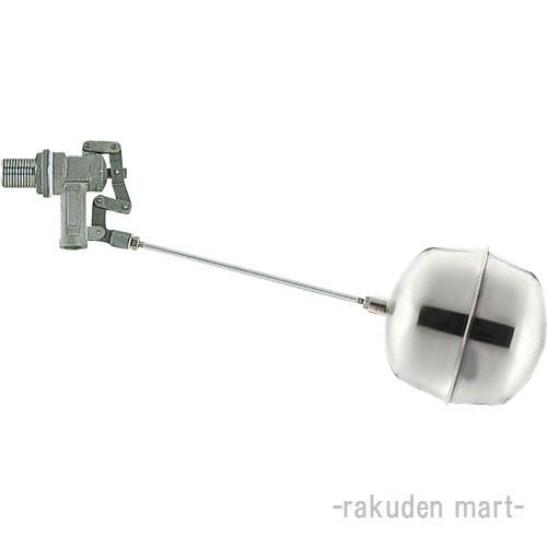 (キャッシュレス5%還元)三栄水栓 SANEI V475-13 セミWステンレスボールタップ