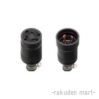 (キャッシュレス5%還元)パナソニック WA5360 3P60A 引掛防水ゴムコードコネクタ