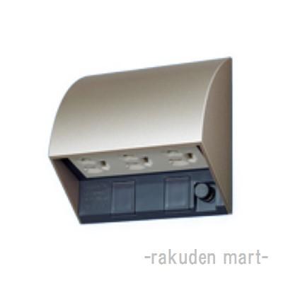 (キャッシュレス5%還元)パナソニック WK4603Q (5個セット) スマート接地防水トリプルコンセント
