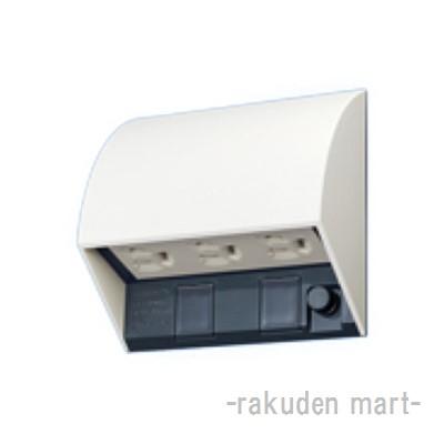 (キャッシュレス5%還元)パナソニック WK4603W (5個セット) スマート接地防水トリプルコンセント