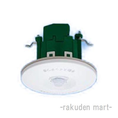 (キャッシュレス5%還元)パナソニック WTK44819 軒下天井取付 熱線センサ付自動スイッチ