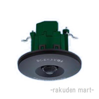 (キャッシュレス5%還元)パナソニック WTK44819B 軒下天井取付 熱線センサ付自動スイッチ