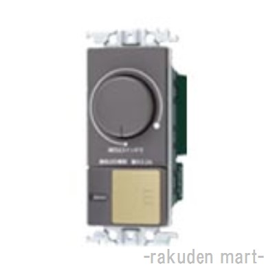 (キャッシュレス5%還元)パナソニック WTT57583F2 グレーシアシリーズ ラウンド LED 埋込逆位相調光スイッチC