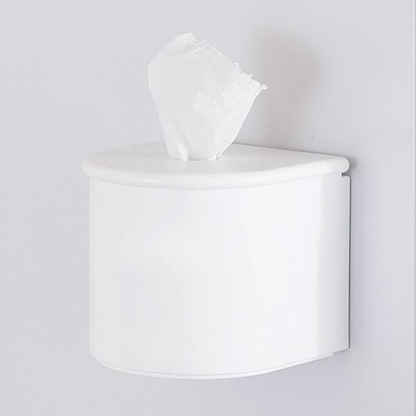 壁面を利用して便利に使えるトイレットペーパーケース 新色追加 Mag-On マグネットロールティッシュホルダー トイレットペーパーホルダー 爆売り ホワイト
