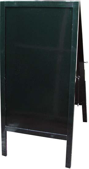 A型ボード(ブラックフレーム)