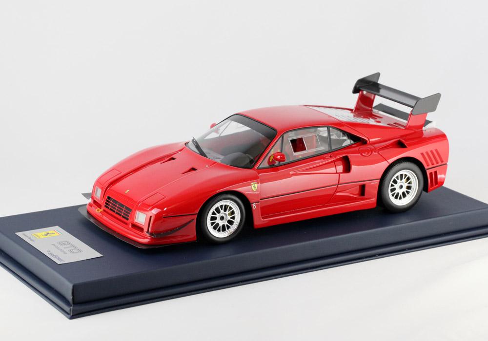 LOOKSMART(ルックスマート) LS18_06C 1/18 フェラーリ 288 GTO Evoluzione /Sport wheels 149台限定
