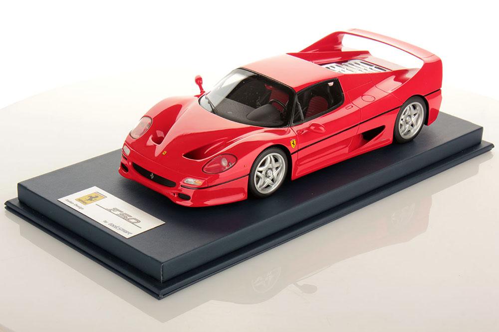 LOOKSMART(ルックスマート) LS18FC05A 1/18 フェラーリ F50 レッド