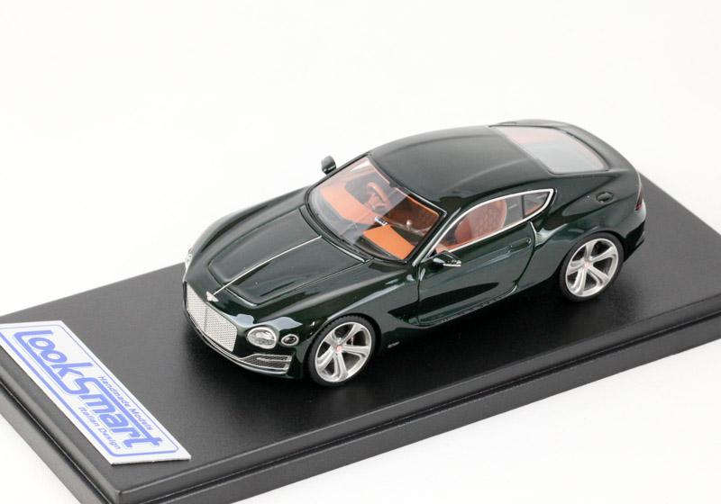 LOOKSMART(ルックスマート) 1/43完成品 LSBT05 ベントレー EXP10 Speed6 Metallic Green