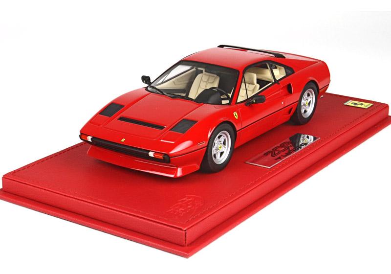 BBR 1/18完成品 P18103V フェラーリ 208 GTB Turbo 1982(ケース付) 150台限定