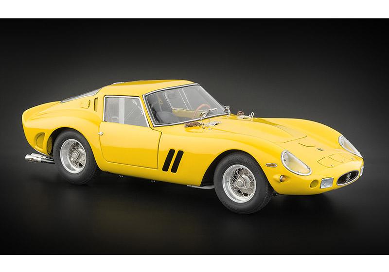 CMC 1/18完成品 M153 フェラーリ 250GTO 1962 Yellow