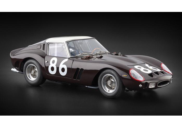 CMC 1/18完成品 M156 フェラーリ 250GTO Targa Florio 1962 #86 1500台限定