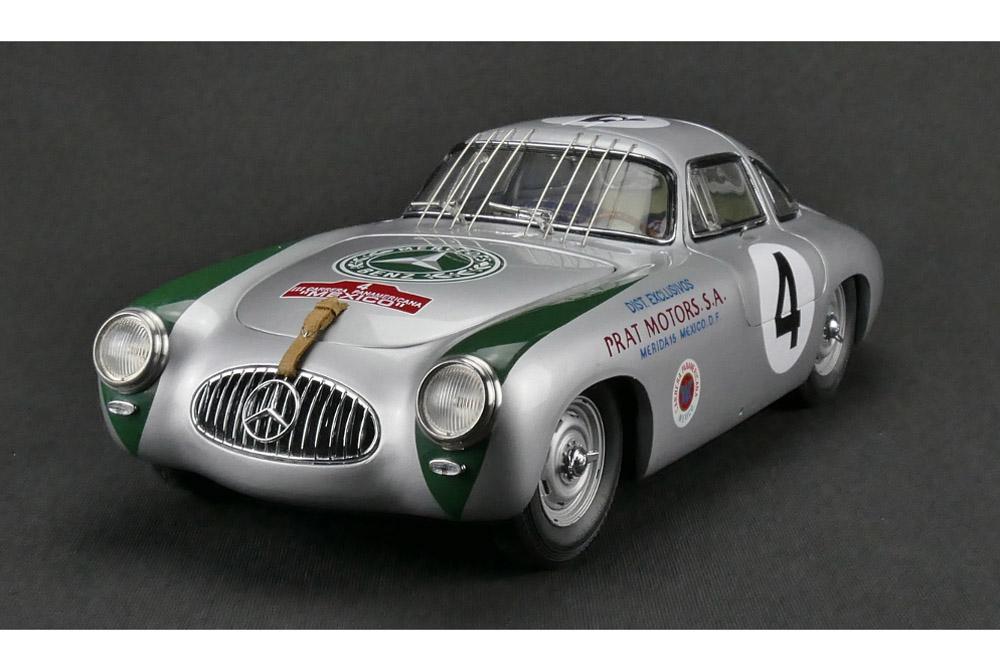 CMC 1/18完成品 M023 1/18 メルセデス ベンツ 300SL Panamericana 1952 #4
