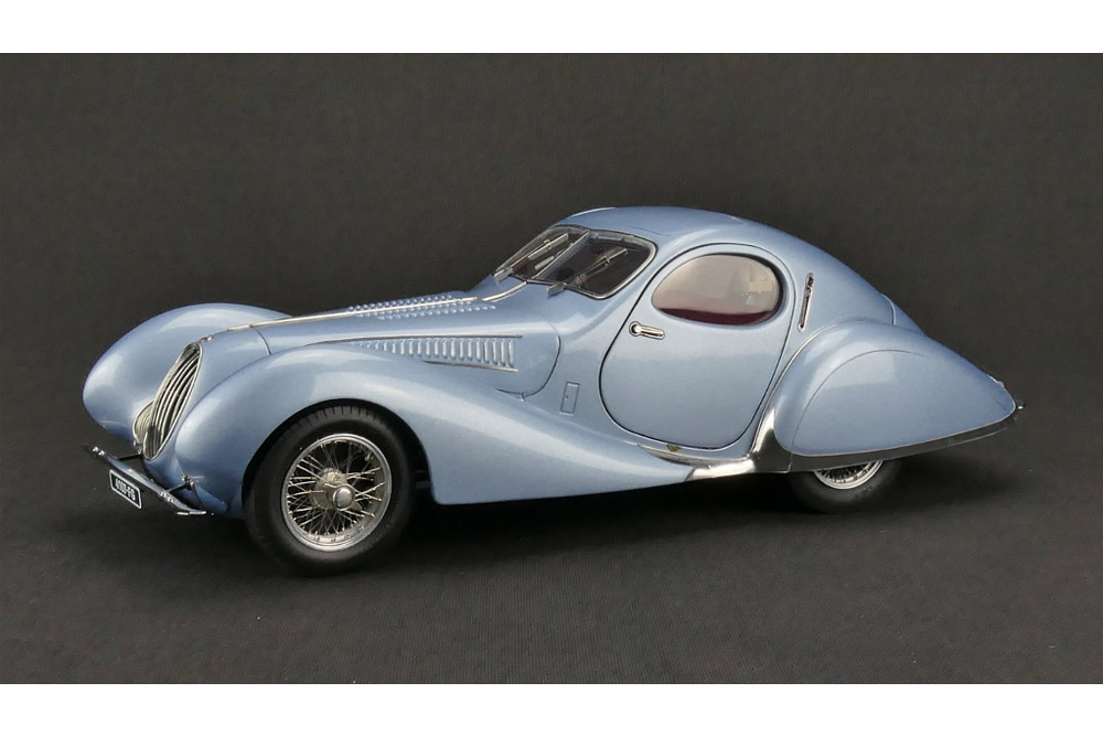 CMC 1/18完成品 M-145 1/18 Talbot Lago Coupe T150 SS Figoni & Falaschi 1937-1939