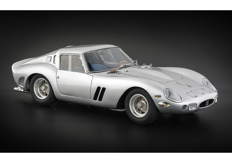 CMC 1/18完成品 M151 フェラーリ 250GTO 1962 Silver