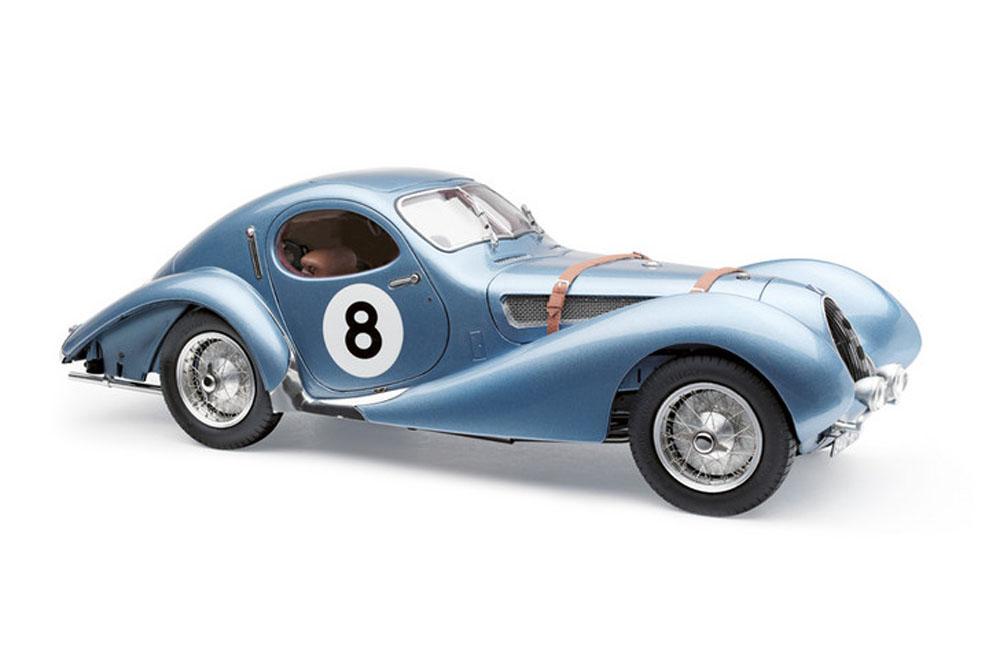 CMC 1/18完成品 M-167 1/18 Talbot Lago Coupe T150 C-SS Figoni & Falaschi Teardrop Racing version Le Mans 1939