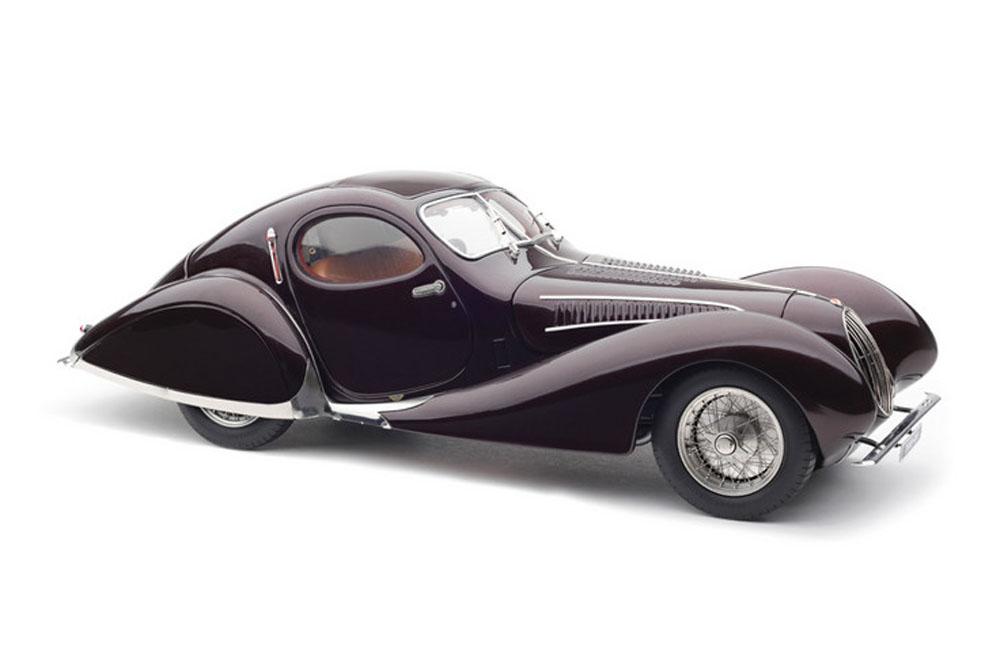 CMC 1/18完成品 M-179 1/18 Talbot Lago Coupe T150 C-SS Figoni & Falaschi Teardrop 1937-1939 Memory Edition