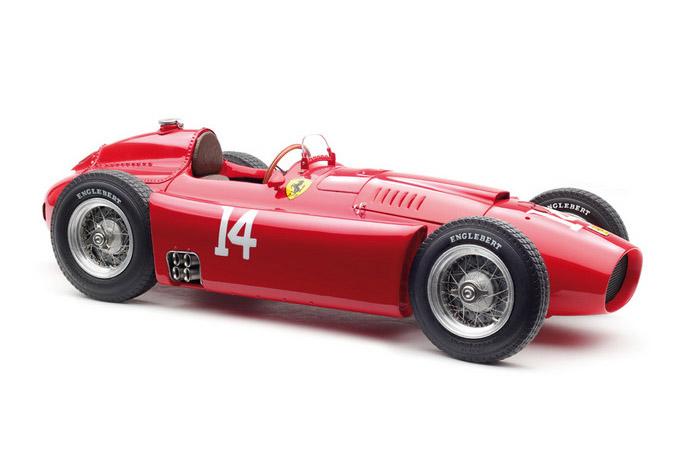 CMC 1/18完成品 M182 フェラーリ D50 1956 GP France #14 Collins Limited Edition 1500 pcs