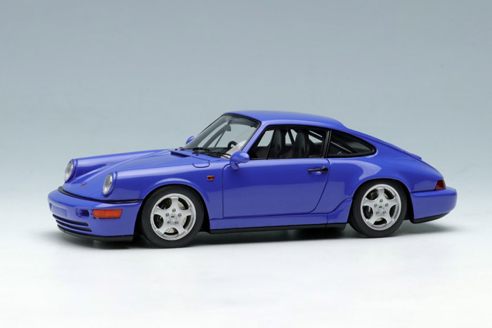 VISION(ヴィジョン) 1/43完成品 VM139B ポルシェ 911(964) カレラ RS クラブスポーツ 1992 マリタイムブルー