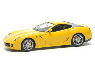 EIDOLON(アイドロン) 1/43完成品 EM115 フェラーリ 599 GTB フィオラノ Test イエロー 100台限定