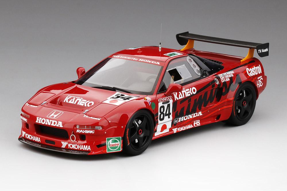 TSM MODEL 1/18完成品 TSM151810R ホンダ NSX GT2 #84 チーム国光 1995 ル・マン24h GT2クラス 優勝車