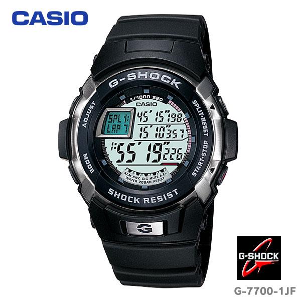 送料無料 CASIO〔カシオ〕ジーショック 腕時計 G-SHOCK G-7700-1JF【D】[CAWT]