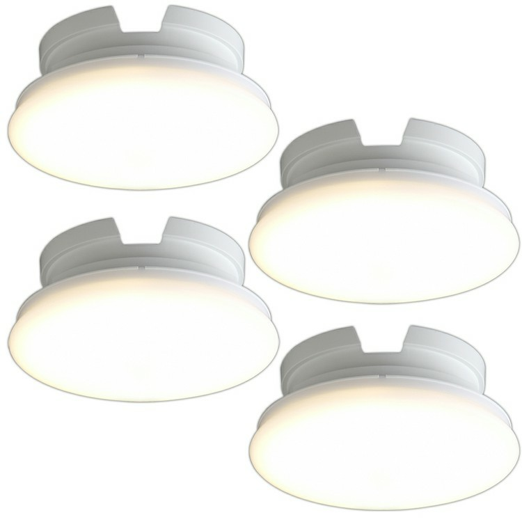 【4個セット】小型シーリングライト 薄形 600lm SCL6L-UU 電球色 SCL6N-UU 昼白色 SCL6D-UU 昼光色 小型シーリングライト LEDライト LED小型 照明 電気 節電 工事不要 省エネ LED LEDライト 電球 アイリスオーヤマ [cpir]