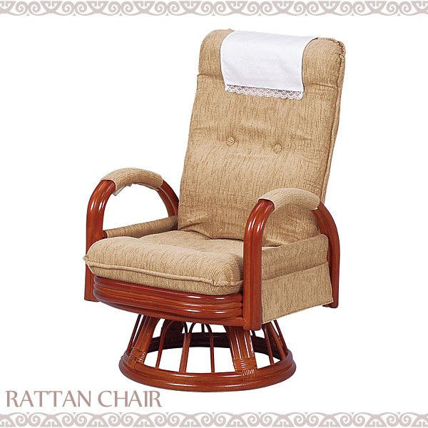 【TD】ギア回転座椅子ハイバック RZ-973-Hiいす イス チェア フロアチェア チェアー【代引不可】【HH】 送料無料 座椅子 座いす 座イス リラックスチェアー おしゃれ かわいい 誕生日プレゼント【取り寄せ品】