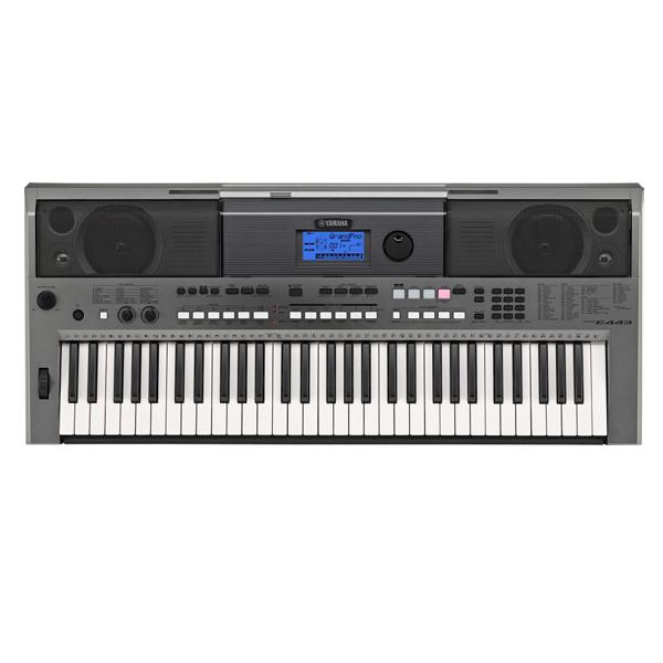 【完売御礼】 送料無料 YAMAHA[ヤマハ] 電子キーボード PSR‐E443 (電子キーボード・電子ピアノ)【K】【TC】