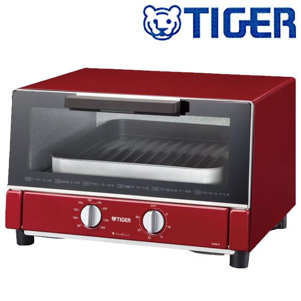送料無料 タイガー オーブントースター KAM-A130R【キッチン TIGER オーブントースター】【TC】
