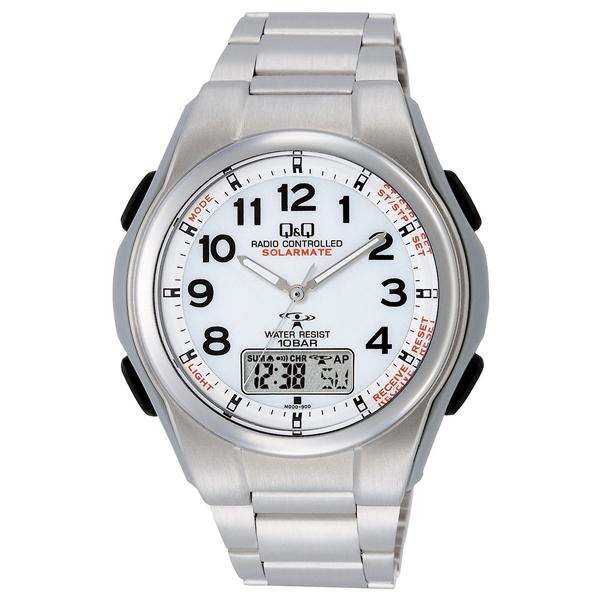 送料無料 シチズンCBM 電波ソーラーウォッチ MD02-204【TC】【HD】[トケイ・とけい・ウォッチ・時間・メンズ・腕時計]