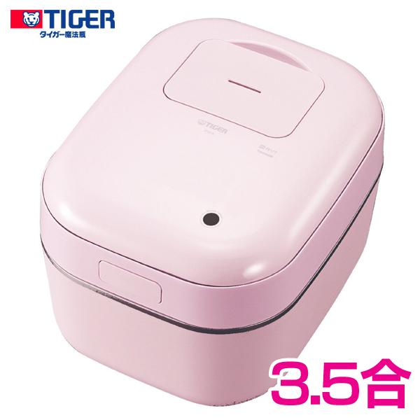 送料無料 タイガー IH炊飯ジャー JPQ-A060-P ピンク【D】【KB】[炊飯/炊飯ジャー/3.5合]