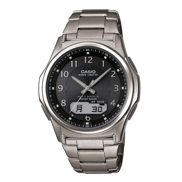 送料無料 カシオ ソーラー電波腕時計 WVA-M630TDE-1AJF【DC】【HD】[腕時計/とけい/時計/ウォッチ/時間]