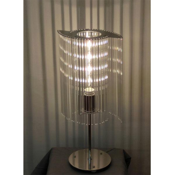 送料無料 フレイムス AURORA オーロラII テーブルスタンドライト DS-078 【TD】【デザイナーズ照明 おしゃれ 照明 インテリアライト】【代引き不可】【取り寄せ品】