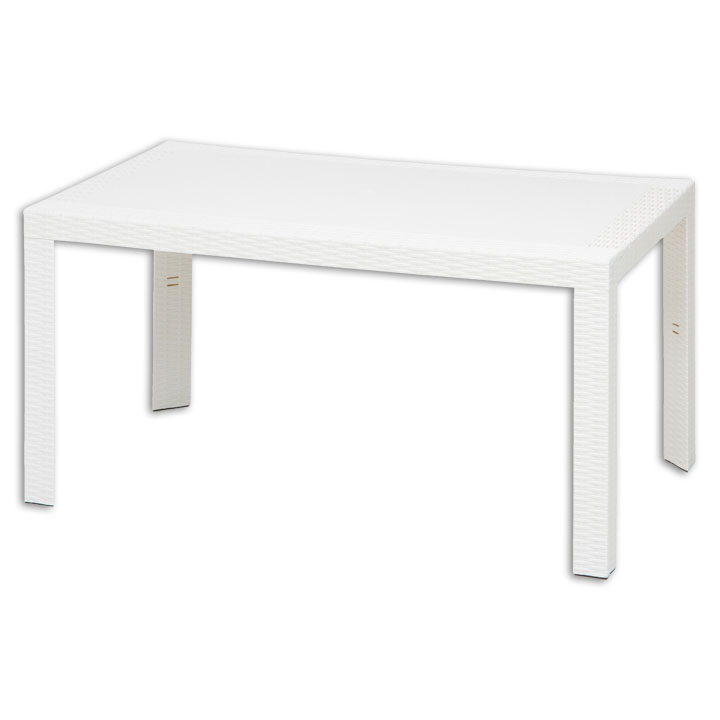 ステラ テーブル 80×140 ホワイト 12518送料無料 ガーデンテーブル 机 庭 ガーデンテーブル机 ガーデンテーブル 机 机ガーデンテーブル ガーデンテーブル 机 【D】 【FB】