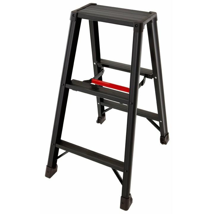 格安販売中 専用脚立 脚軽ブラック RZB1.0-09送料無料 はしご踏み台 脚立 踏み台 はしご ステップ 脚立はしご【TC】 脚立ステップ RZB1.0-09送料無料 踏み台はしご はしご脚立 ステップ脚立 はしご踏み台【TC】, 靴とファッションのカピターレ:e1a177fe --- jf-belver.pt