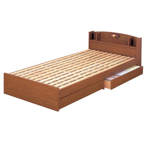 送料無料 【TD】ECO ロングベッド 14215寝台 ベッド 寝床 インテリア 寝具【代引不可】【クロシオ】【取り寄せ品】