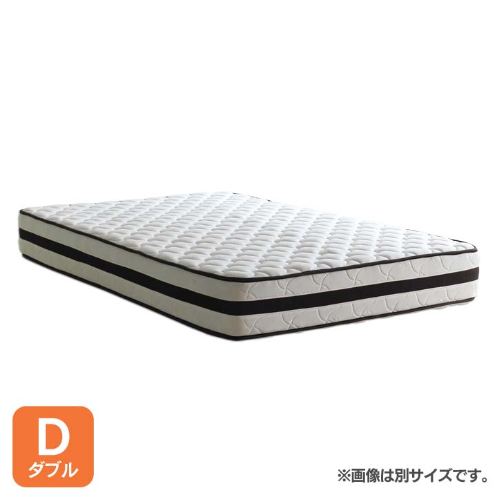 プレシャスフィットポケットマットレスD PFDM送料無料 マットレス ダブル ベッド 寝室 ベッドルーム 寝具 【TD】 【代引不可】【取り寄せ品】