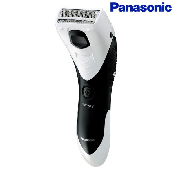 送料無料 Panasonic〔パナソニック〕ボディシェーバー ER-GK40-W【TC】【DW】