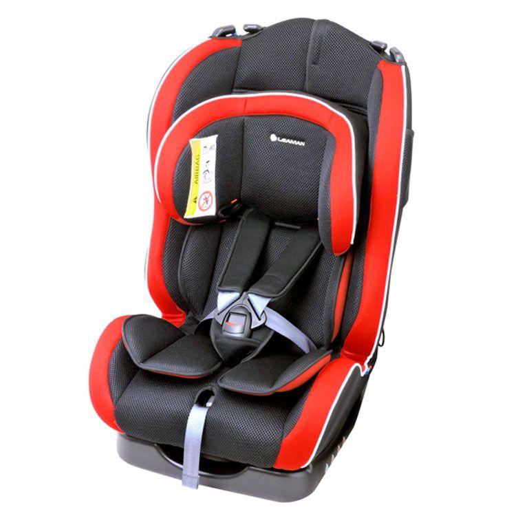 カイナ ブラック CG002送料無料 リーマン チャイルドシート W優モデル リクライニング ベビーシート 新生児から LEAMAN 軽量 ロングユース 【D】