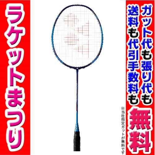 ヨネックス NR900 ナノレイ900 バドミントンラケット【送料無料】 【ガット張り工賃無料】新カラー