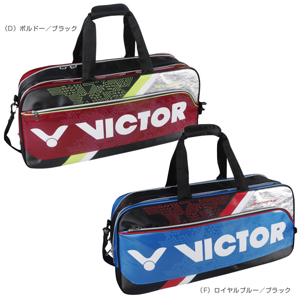 Victor Badminton Bag Tournament Bags 12 Pieces Supreme Series Br9607