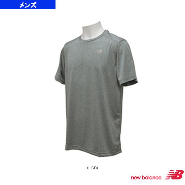 34e4ee1e1 [New Balance oar sportswear (men's / uni-)] TR Heather short sleeve ...