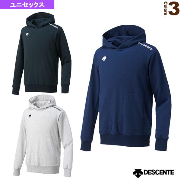 [デサント オールスポーツ ウェア(メンズ/ユニ)]フーデッドスウェット/ユニセックス(DMC-2601)